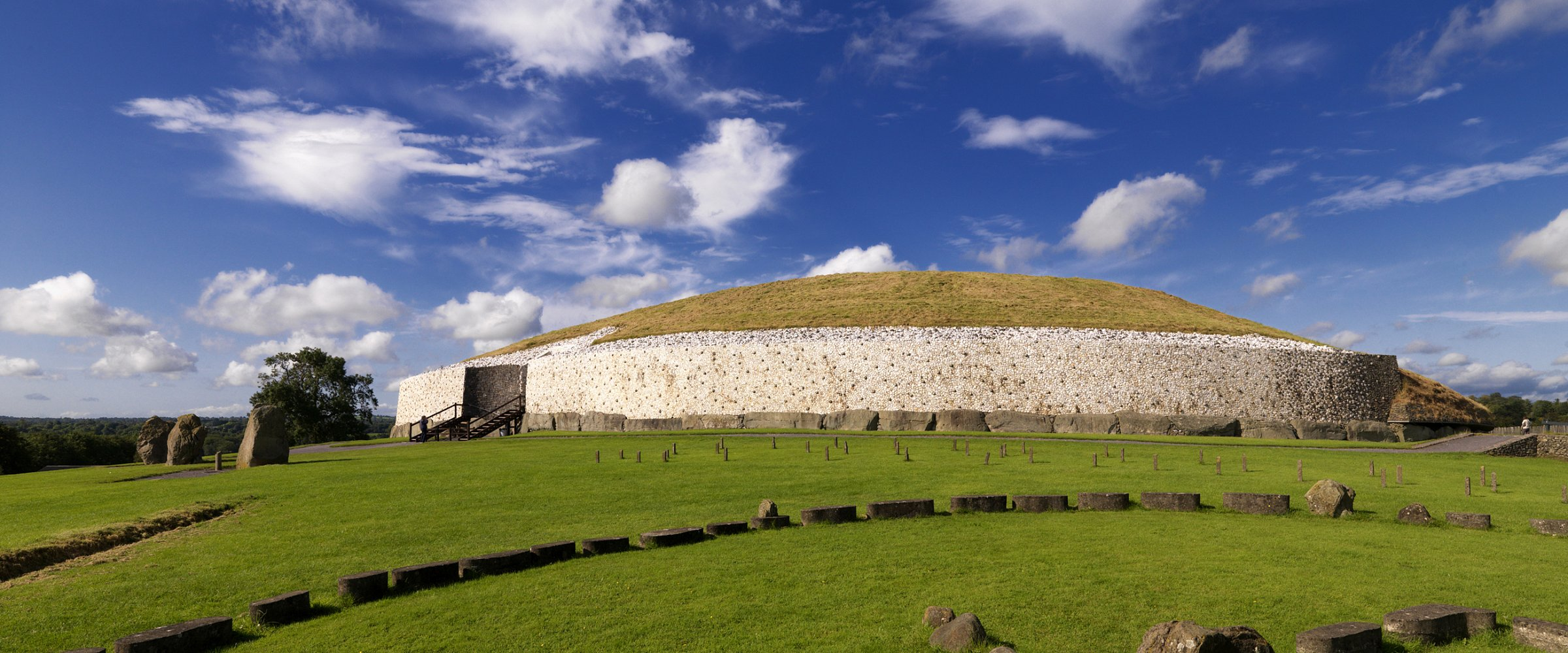 Newgrange, Co Meath, Ireland's Ancient East